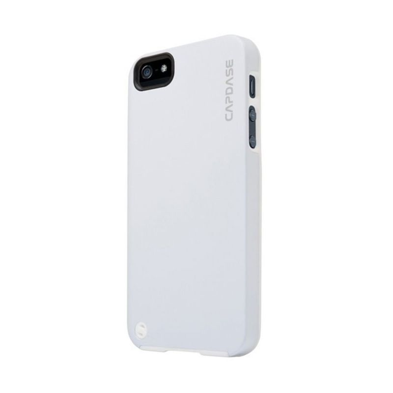 Capdase Alumor Jacket Elli White For iPhone 5/5s