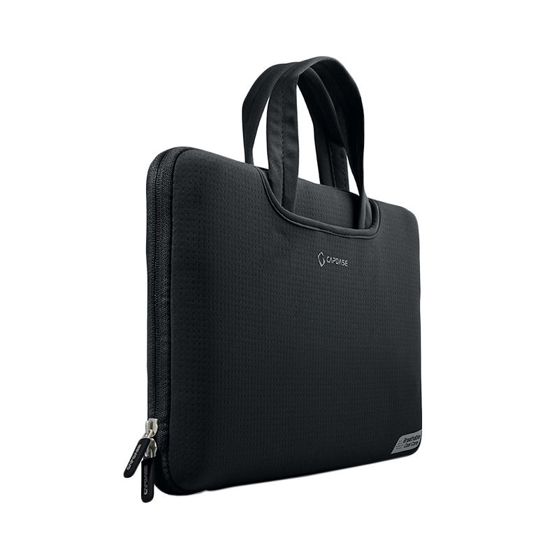 Capdase Carria ProKeeper Universal-Fit Macbook Black Tas Notebook [11 Inch]