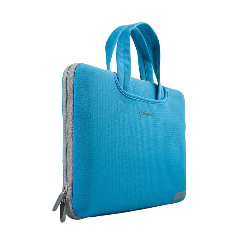 Capdase Carria ProKeeper Universal-Fit Macbook Blue Tas Notebook [13 Inch]