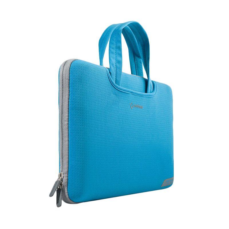 Capdase Carria ProKeeper Universal-Fit Macbook Blue [15 Inch]