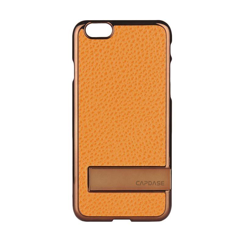 Capdase Chic Karapace Jacket Orange Casing for iPhone 6