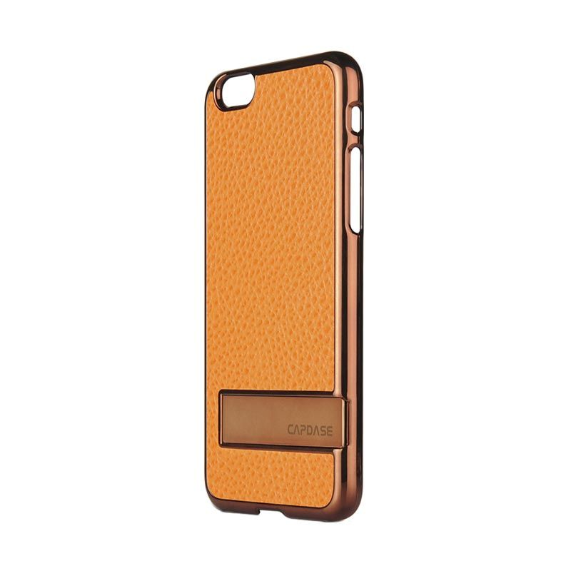 Capdase Chic Karapace Jacket Orange Casing for iPhone6