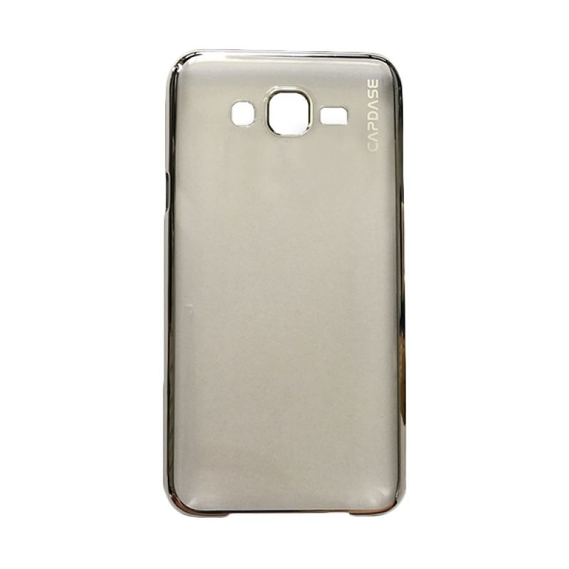 Capdase KarapacCapdase Karapace Jacket Meteor Champagne Gold Casing For Samsung Galaxy J5