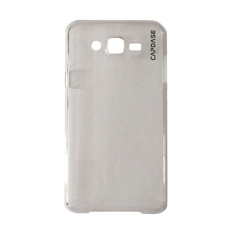 Capdase Karapace Jacket Finne DS Clear Casing For Samsung Galaxy J7