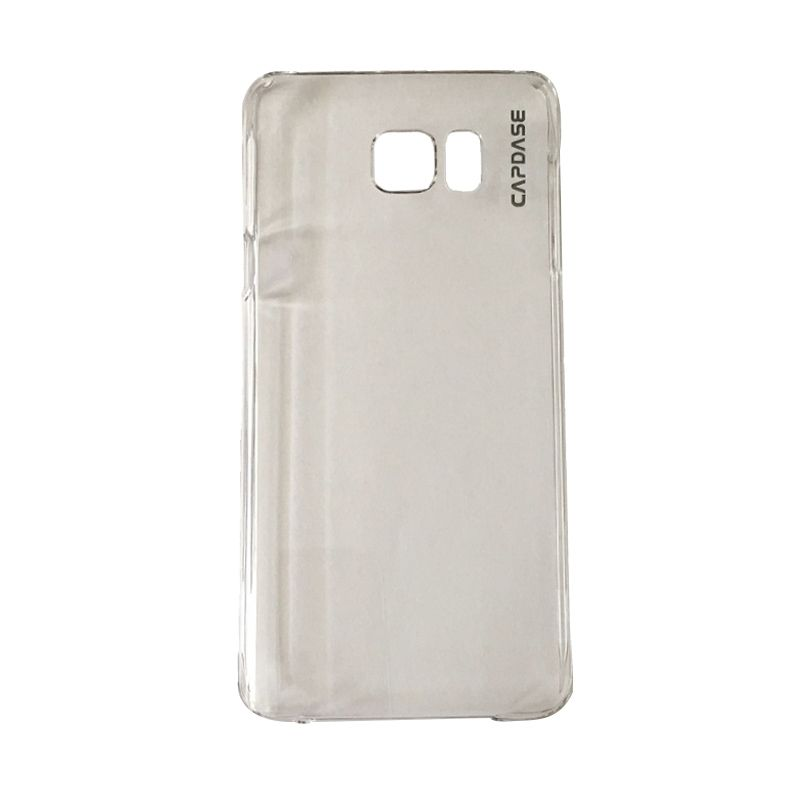 Capdase Karapace Jacket Finne DS Clear Casing For Samsung Galaxy Note 5