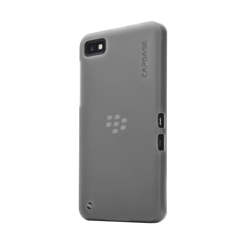 Capdase Lamina Black Softcase Casing for BB Z30