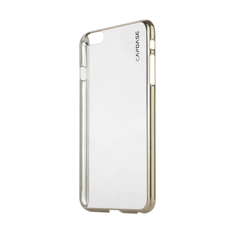Capdase Meteor Karapace Jacket Champagne Gold Casing for iPhone 6 Plus