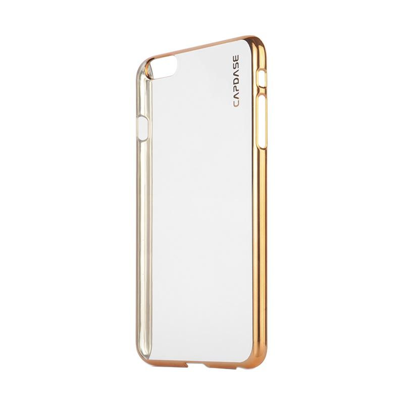 Capdase Meteor Karapace Rose Gold Jacket Pouch and Case for iPhone6