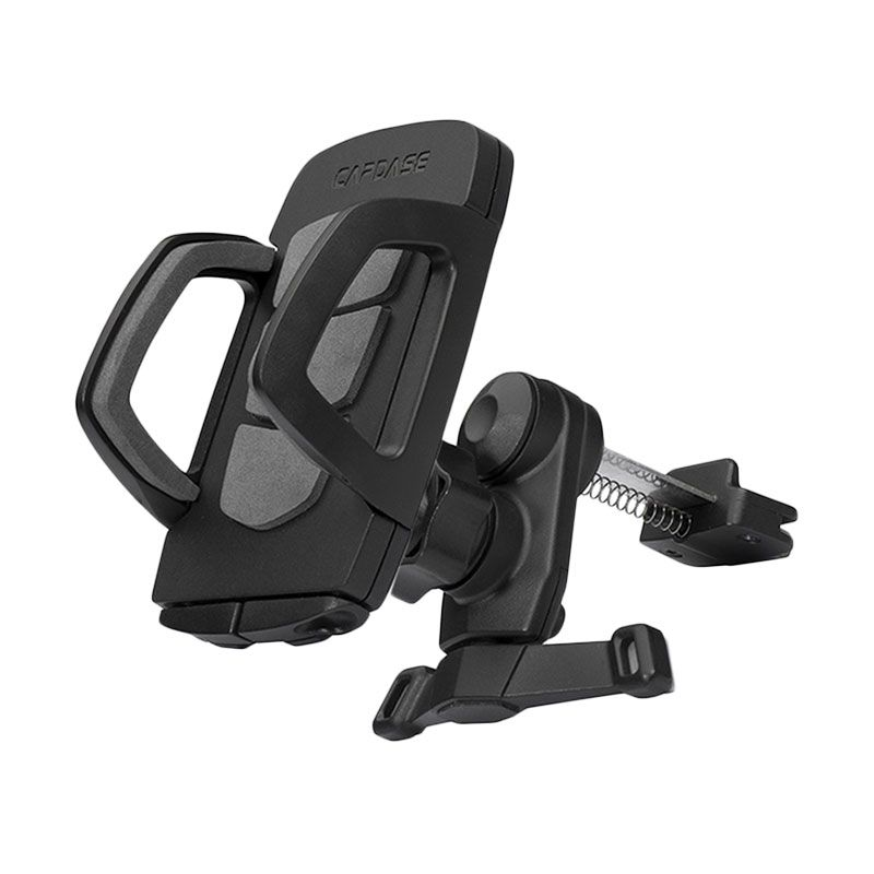 Capdase Racer Air Vent Mount Car Black Holder
