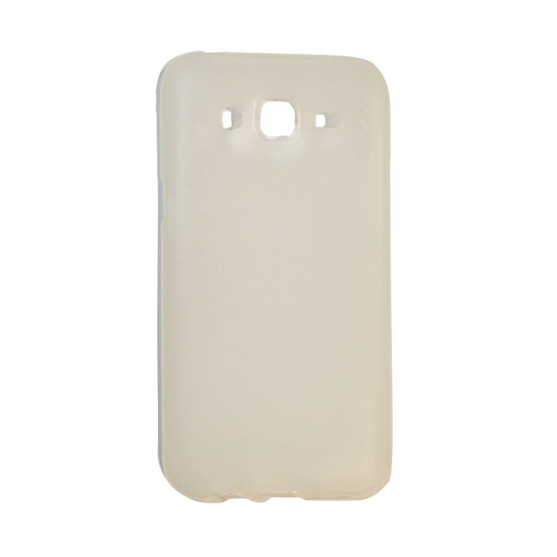 Capdase Soft Jacket Xpose White Casing for Samsung Galaxy J5