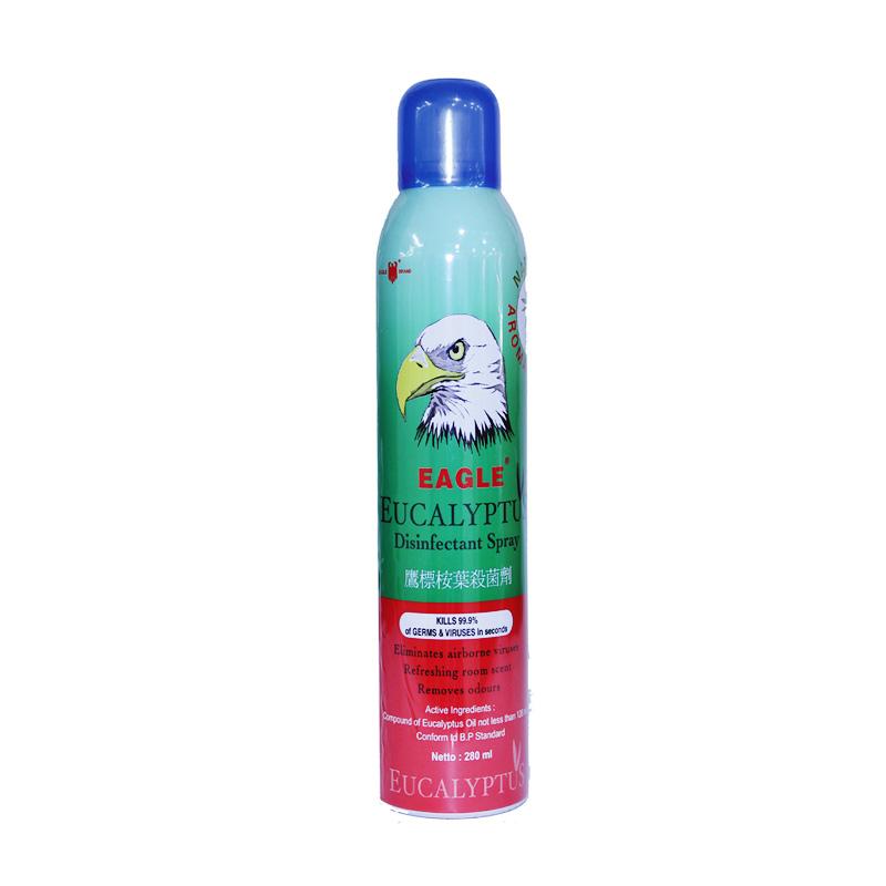 Cap Lang Eagle Eucalyptus Disinfectant Spray - 280 ml