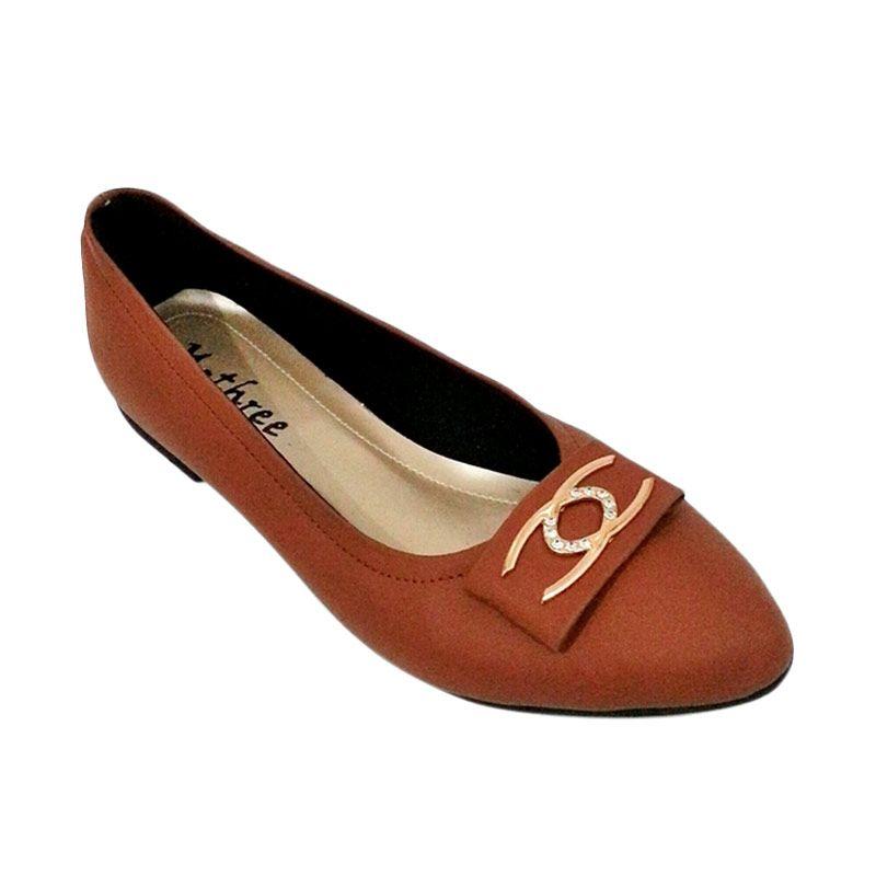 M-Three MT 05 Tan Sepatu Wanita