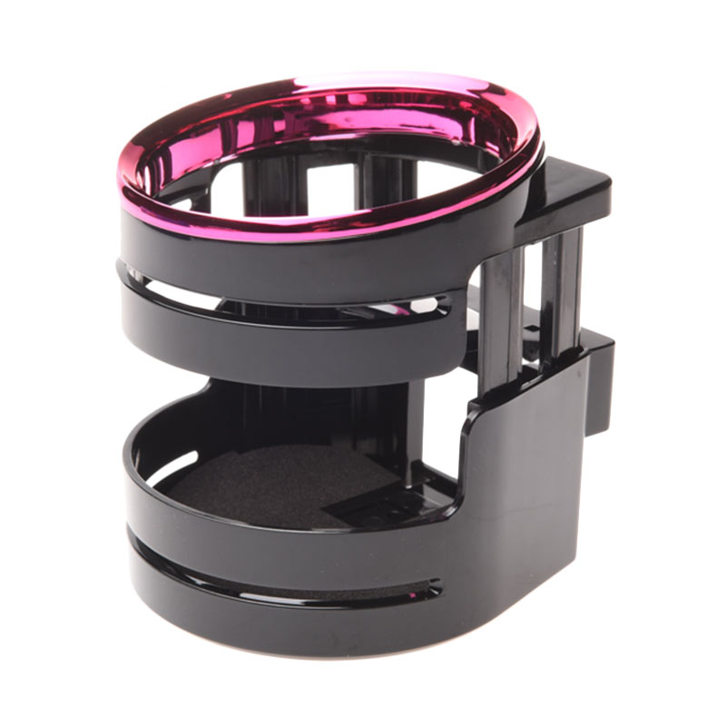 harga RaMe - Car Accessories Drink Holder-Black/Pink DHL-DK14-05/J5100 Blibli.com