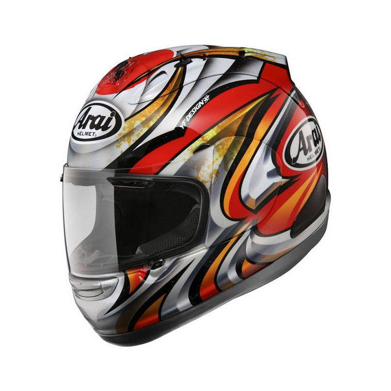 Arai RX-7 RR5 Nakagami Helm Full Face