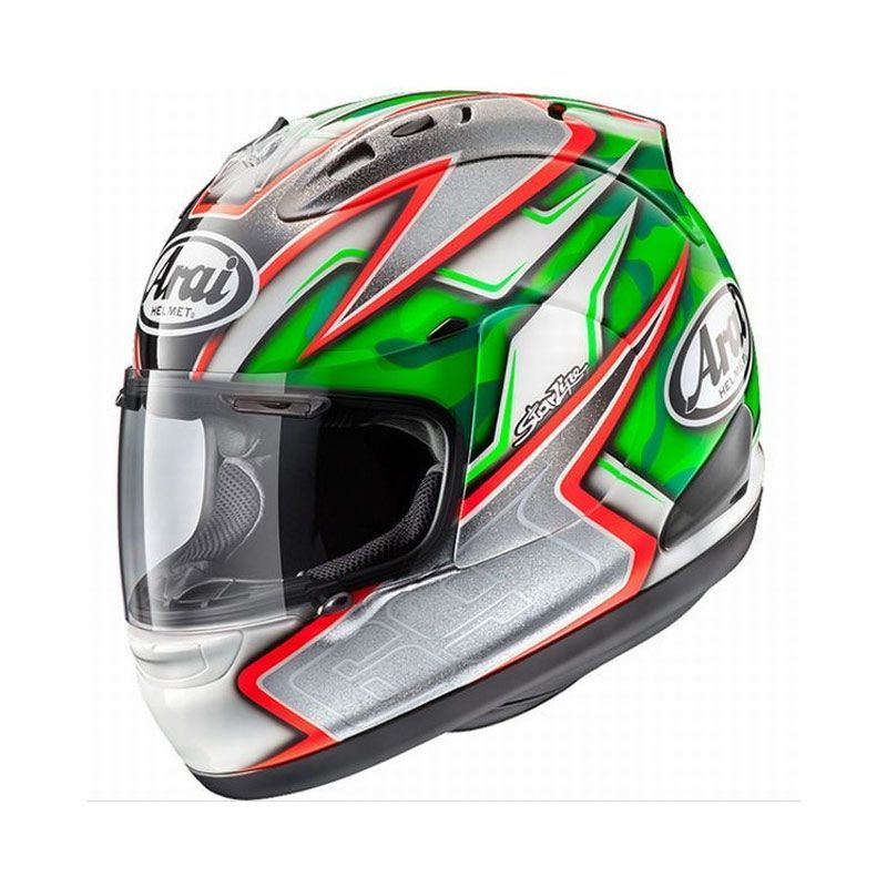 Arai RX-7 RR5 Nicky Pro Helm Full Face