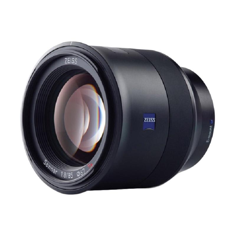 harga Zeiss Batis 85mm f/1.8 Lensa Kamera for Sony E Mount - Hitam Blibli.com