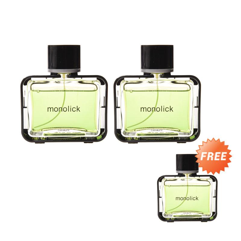 Buy 2 Get 1 Carmate Monolick Liquid Crystal Squash Cpf L245 Parfum Mobil