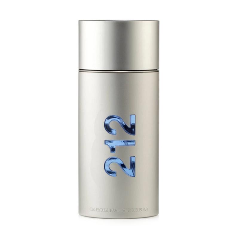 Carolina Herrera 212 NYC Man EDT Parfum Pria - [100 mL] Ori Tester Non Box