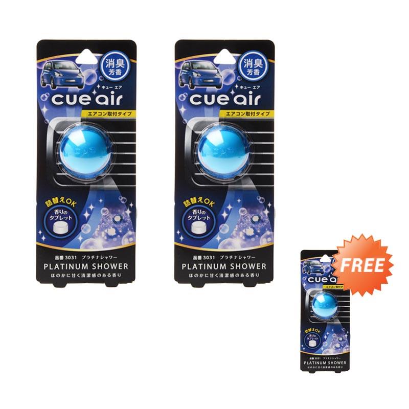 harga Buy 2 Get 1 Free Carral Platinum Shower Cpf Cue Air 3031 Pewangi Mobil Blibli.com