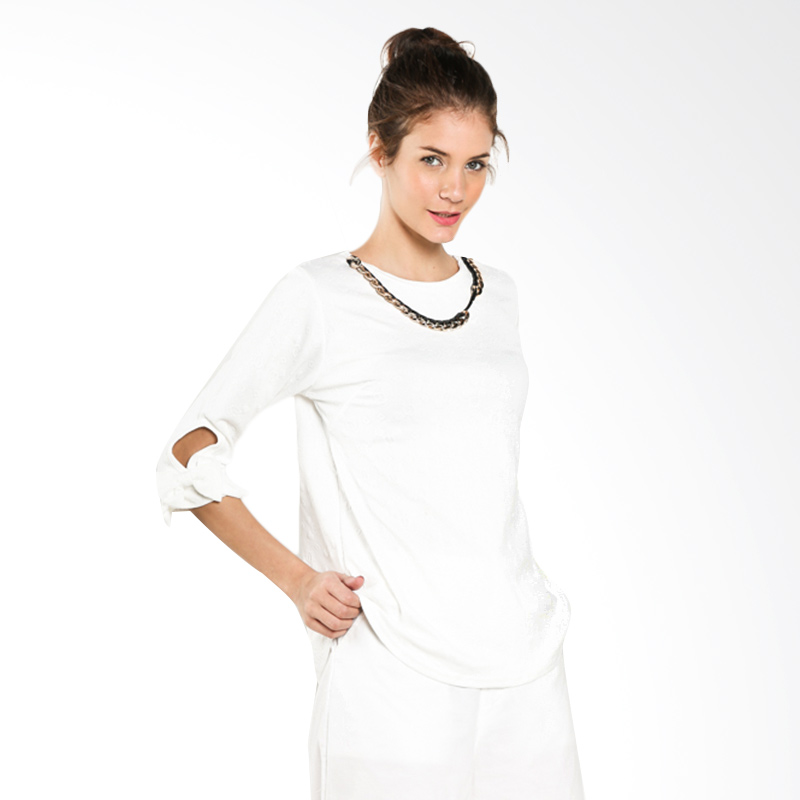 Carte Claire White Top