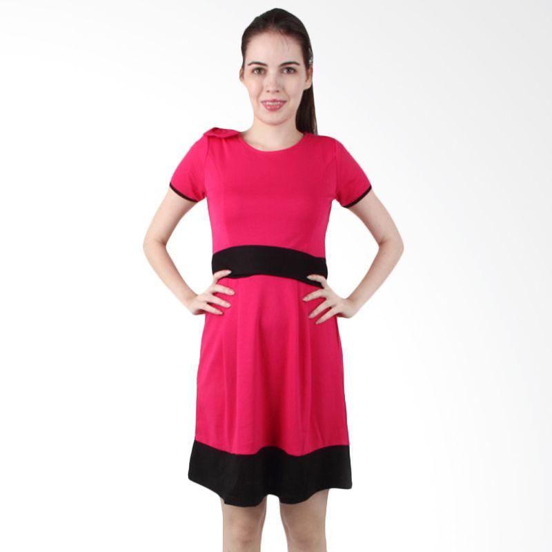 Carte Jersey Pink Dress