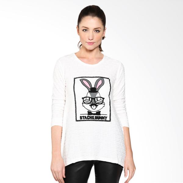 Carte Lady Casual Bugs Bunny Top