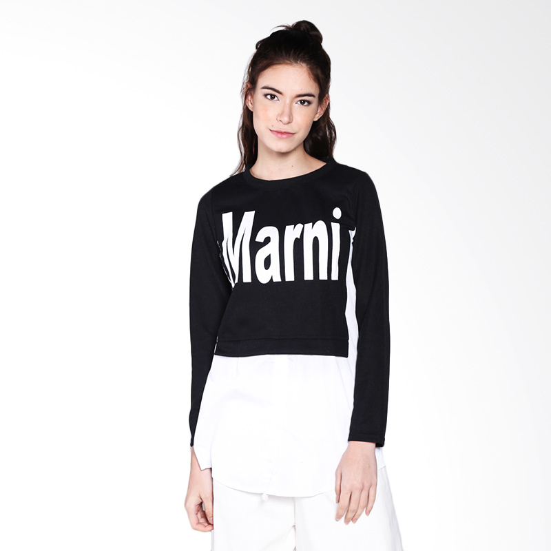Carte Marni Top - Black