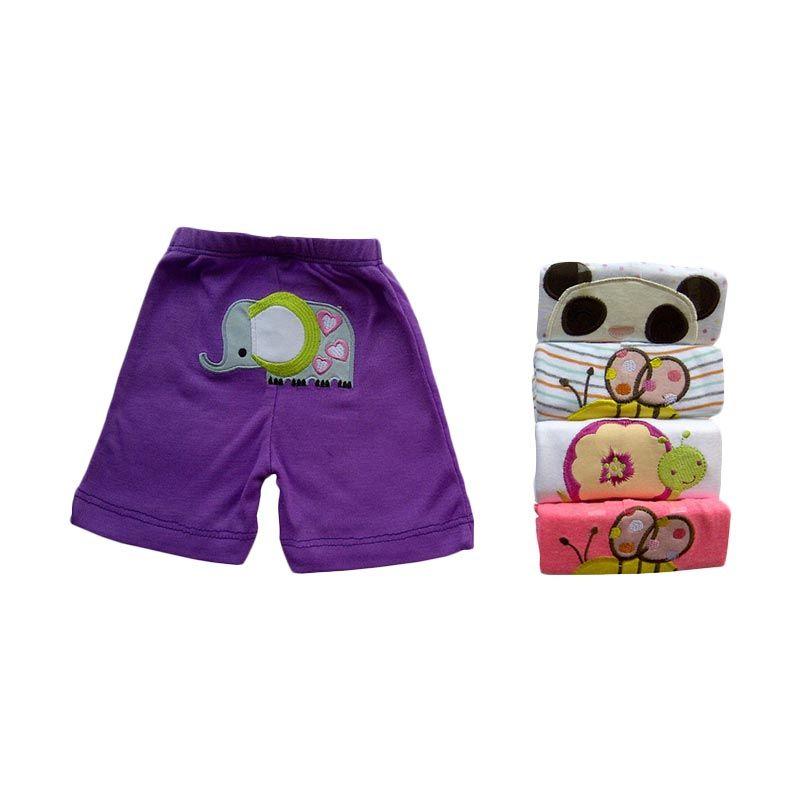 Carter's Motif Random Celana Anak Perempuan [5in1]