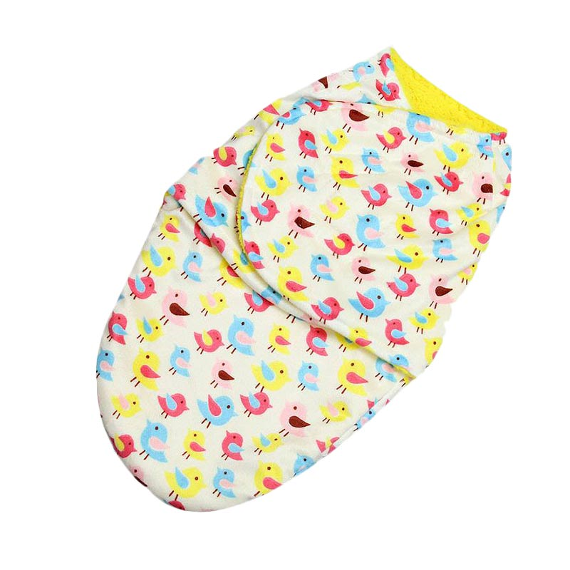 Carter Just to you Swaddle Birdy Selimut Bayi