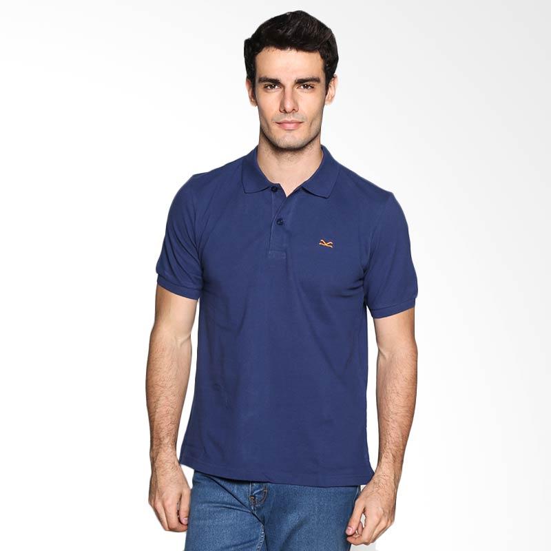 Carvil Man BLU-D6A Polo Shirt - Dusty Blue Extra diskon 7% setiap hari Extra diskon 5% setiap hari Citibank – lebih hemat 10%