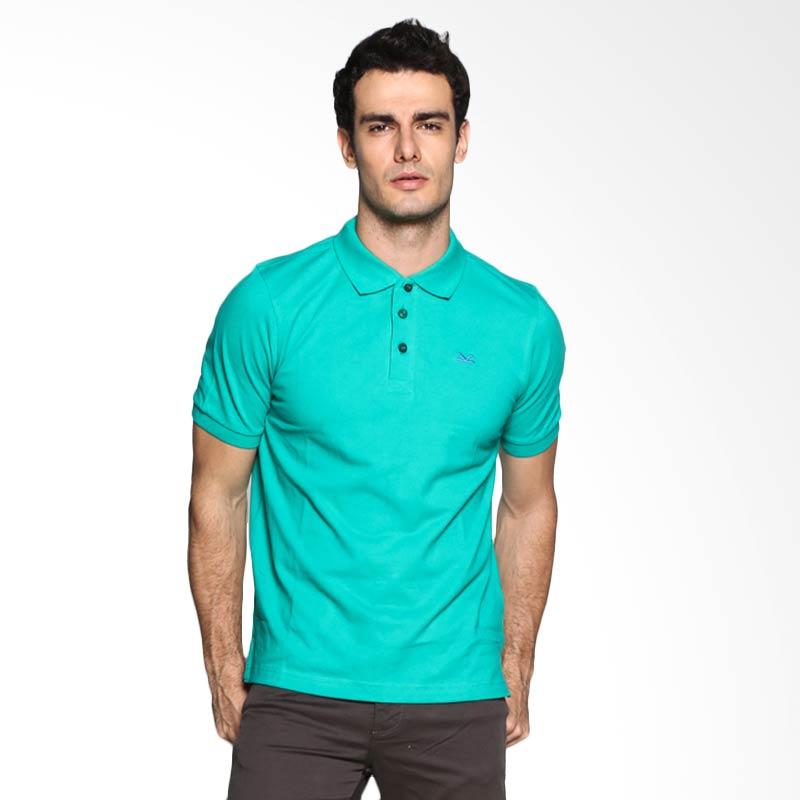 Carvil Man GRN-FJB Polo Shirt - Green Extra diskon 7% setiap hari Extra diskon 5% setiap hari