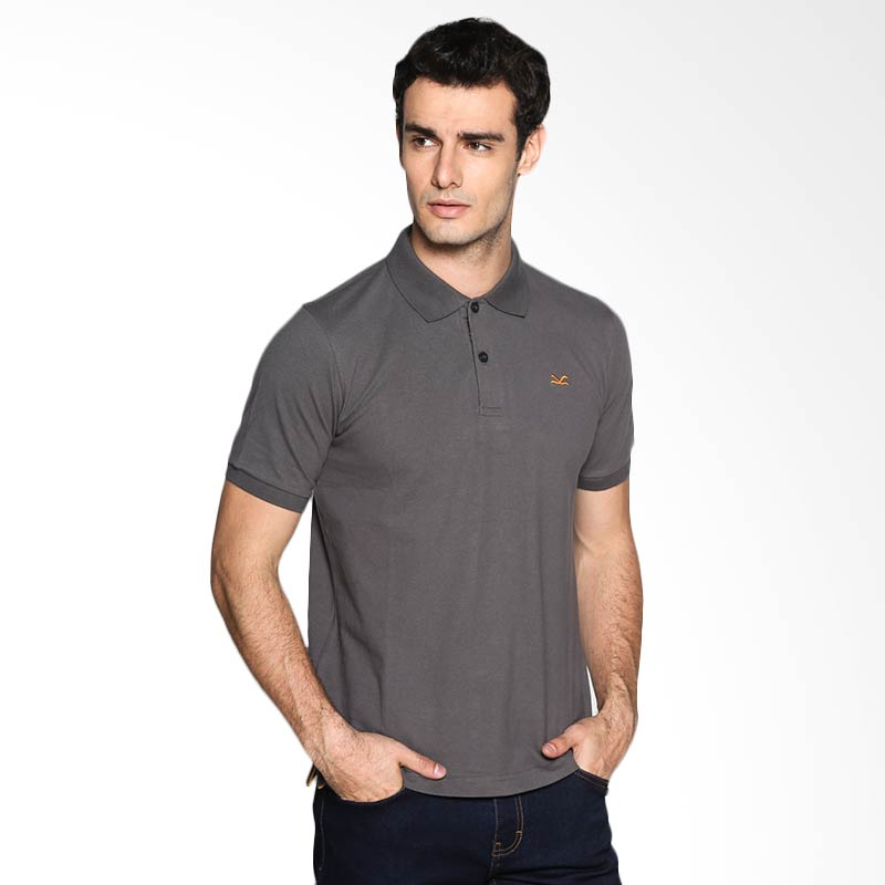 Carvil Man GRY-A2A Polo Shirt - Grey Extra diskon 7% setiap hari Extra diskon 5% setiap hari Citibank – lebih hemat 10%