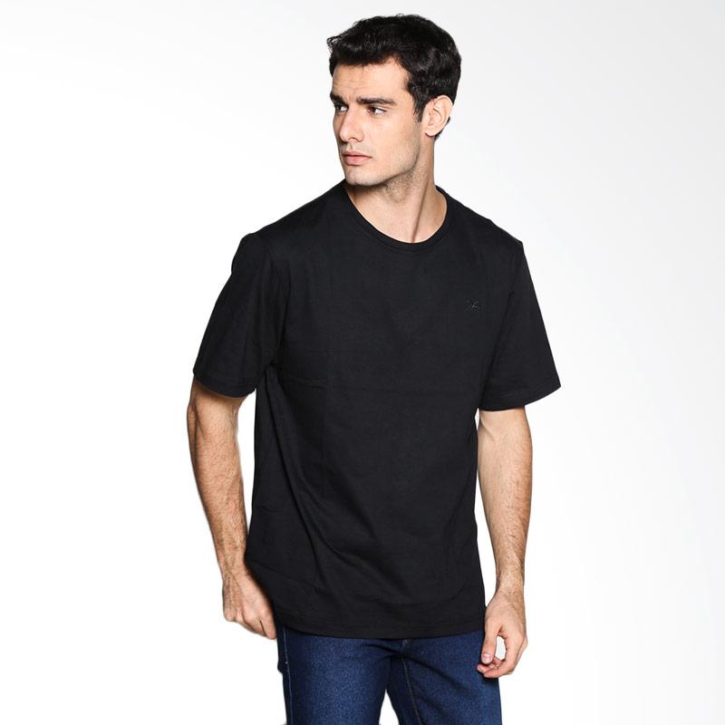 Carvil Man Ken T-Shirt - Black Extra diskon 7% setiap hari Extra diskon 5% setiap hari Citibank – lebih hemat 10%