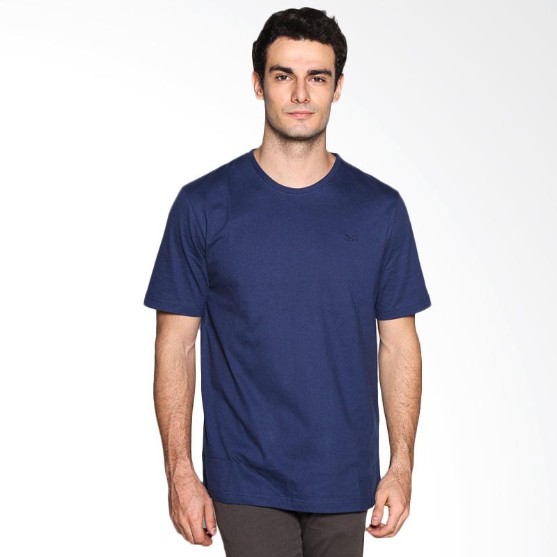 Carvil Man Ken T-Shirt - Navy Extra diskon 7% setiap hari Extra diskon 5% setiap hari Citibank – lebih hemat 10%