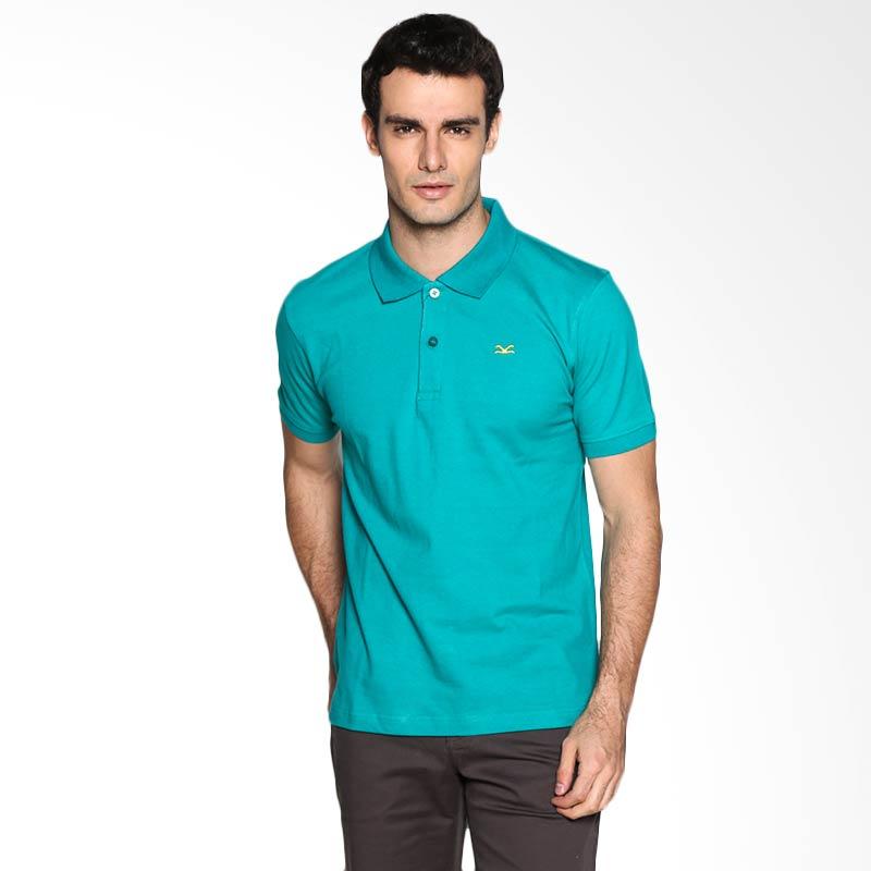 Carvil Man TOS-23A Polo Shirt - Green Tosca Extra diskon 7% setiap hari Extra diskon 5% setiap hari Citibank – lebih hemat 10%