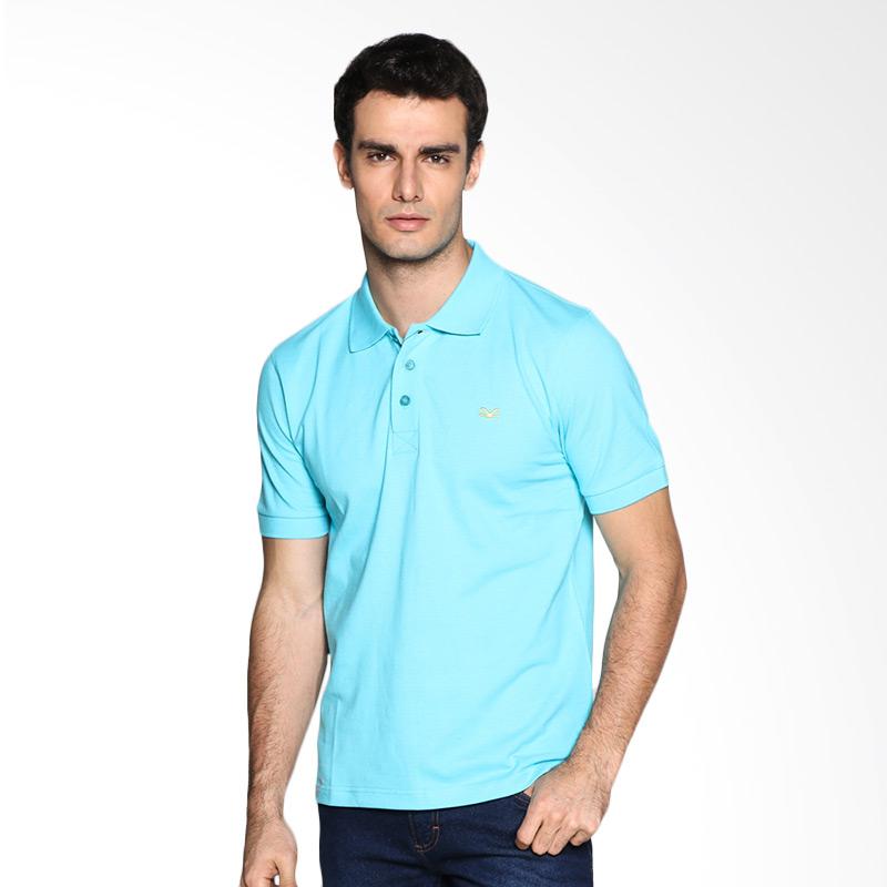 Carvil Man TUR-ZRB Polo Shirt - Turquise Extra diskon 7% setiap hari Extra diskon 5% setiap hari Citibank – lebih hemat 10%