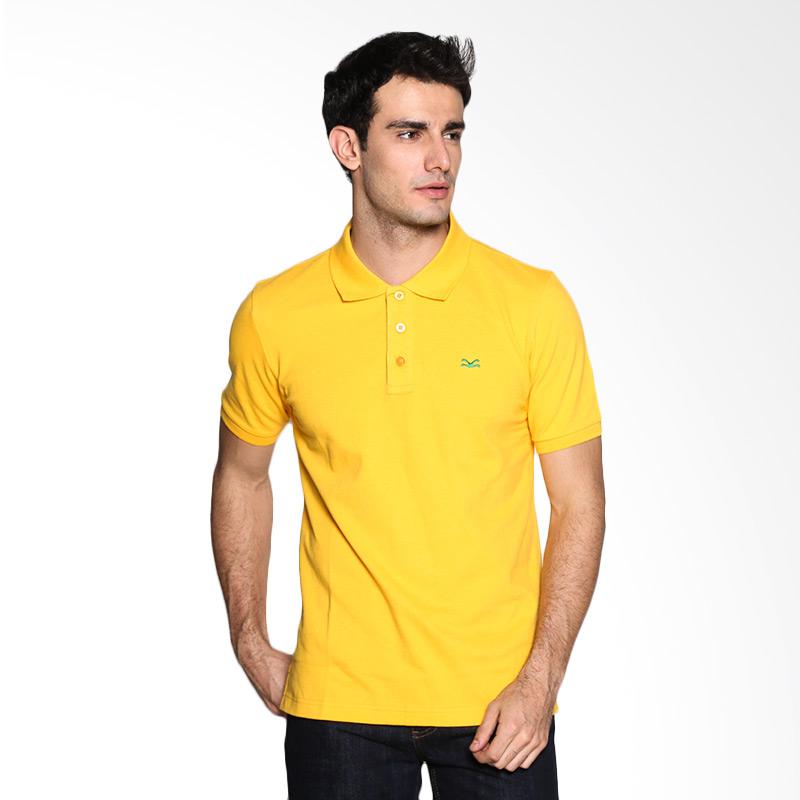 Carvil Man YEL-32B Polo Shirt - Yellow Extra diskon 7% setiap hari Extra diskon 5% setiap hari Citibank – lebih hemat 10%