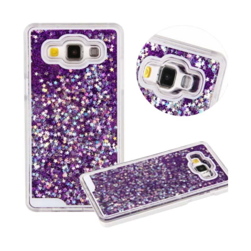 harga Case Water Glitter Aquarium Softcase Casing for Samsung Galaxy J1 Mini J105 - Ungu Blibli.com