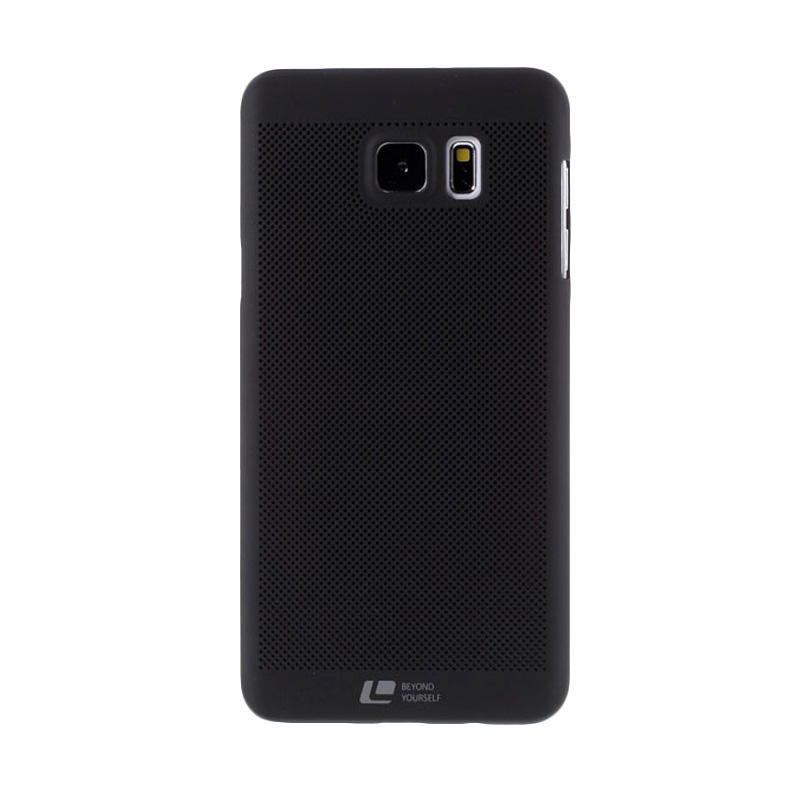 Loopee Air Casing for Samsung Galaxy S7 Edge - Black