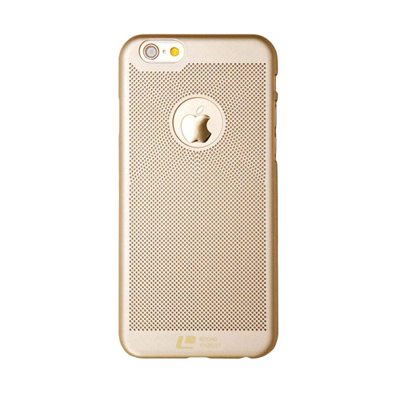LOOPEE Woven Case for Iphone 6 Plus/6S Plus - Gold