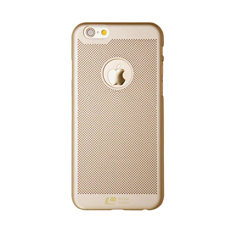 LOOPEE Woven Casing for iPhone 6 or 6S - Gold