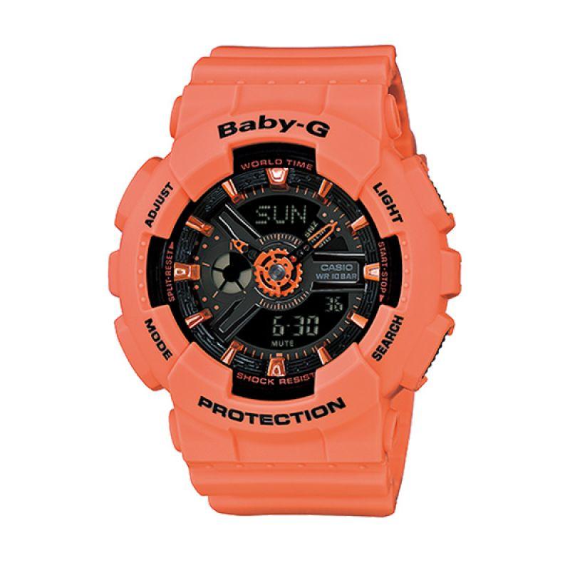 Casio BABY-G BA-111-4A2 Neon Colours Jam Tangan Wanita