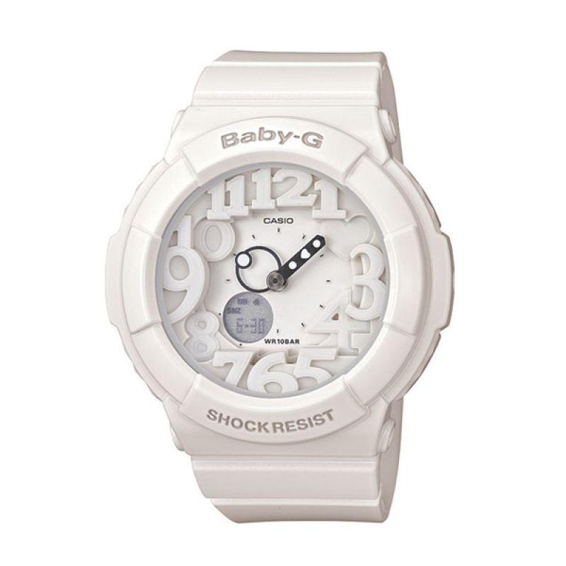 CASIO BABY-G BGA-131-7B Putih Jam Tangan Wanita