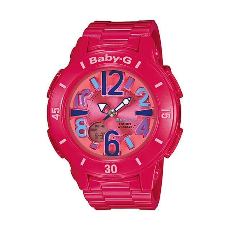 Casio Baby-G BGA-171-4B1 Pink Jam Tangan Wanita