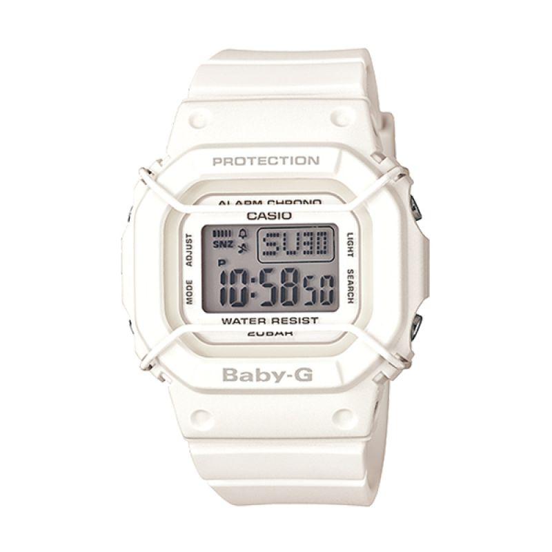 CASIO BABY-G BGD-501-7DR White Jam Tangan Wanita