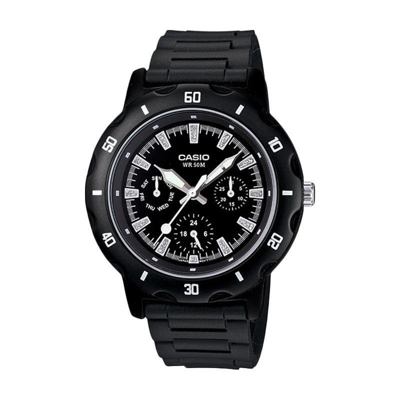 Casio Casual LTP-1328-1E Black Jam Tangan Wanita