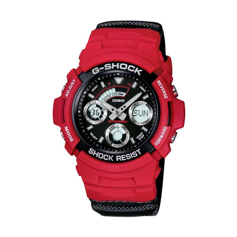 CASIO G-SHOCK AW-591RL-4A