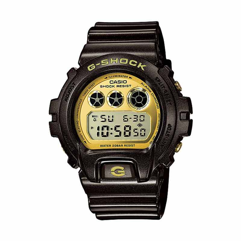 CASIO G-SHOCK DW-6900BR-5DR Gold Limited Edition Jam Tangan Pria