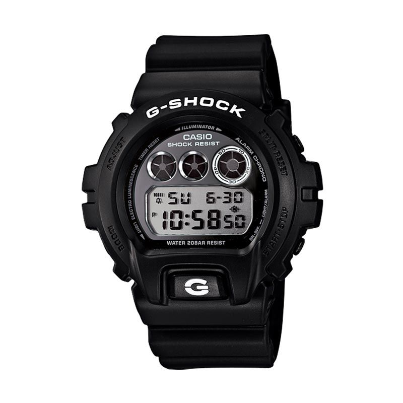 CASIO G-SHOCK DW-6900BW-1
