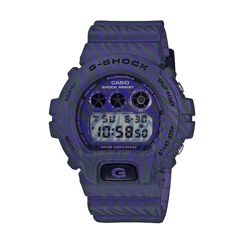 CASIO G-SHOCK DW-6900ZB-2 Zebra Ltd. Edition